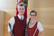 Querfl�te-Klarinette-Duo der Stadtkapelle Traiskirchen
